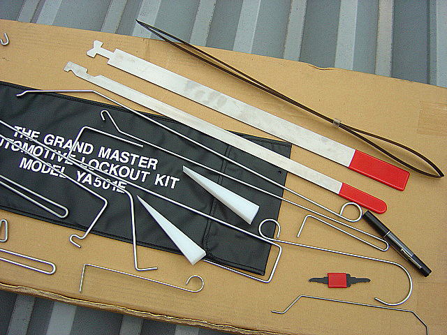 immediate bid! Snap-on*Grand Master Automotive Lock Out Tool